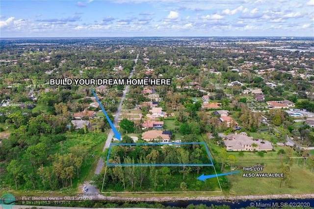 5756 NW 63rd Way, Parkland, FL 33067 (MLS #F10243777) :: United Realty Group
