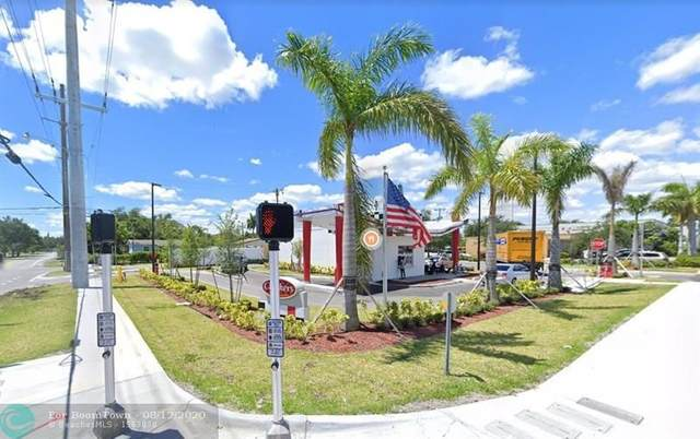 4000 Hallandale Beach Blvd, Pembroke Park, FL 33023 (MLS #F10243795) :: Berkshire Hathaway HomeServices EWM Realty
