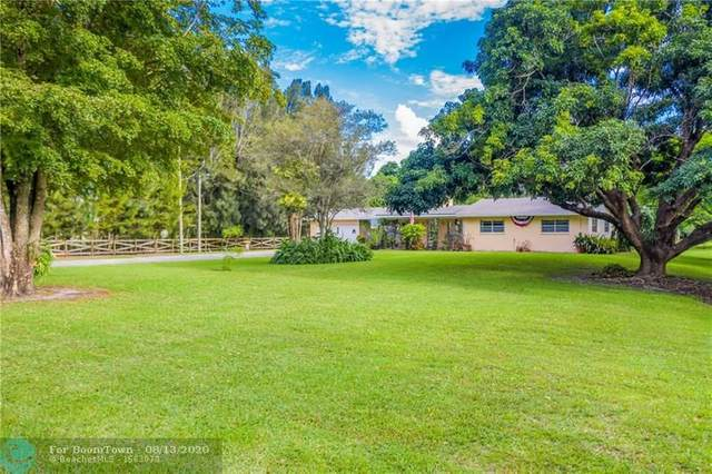 17300 SW 59th Ct, Southwest Ranches, FL 33331 (MLS #F10243836) :: Green Realty Properties