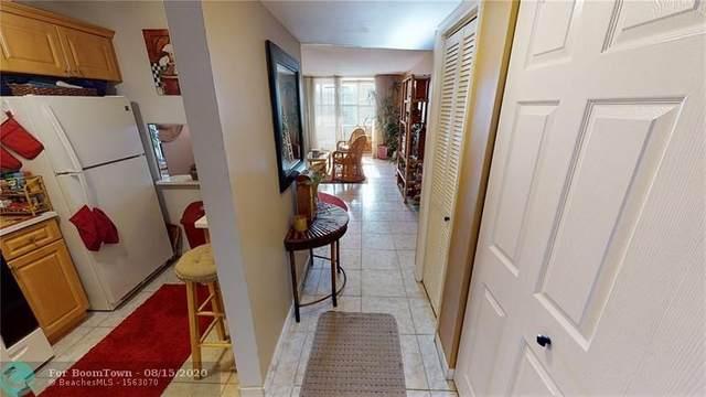 2700 W Sunrise Lakes Dr #212, Sunrise, FL 33322 (MLS #F10243845) :: Castelli Real Estate Services