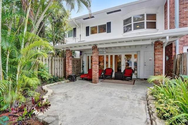 7 Hathaway Ln #7, Wilton Manors, FL 33305 (MLS #F10243846) :: THE BANNON GROUP at RE/MAX CONSULTANTS REALTY I