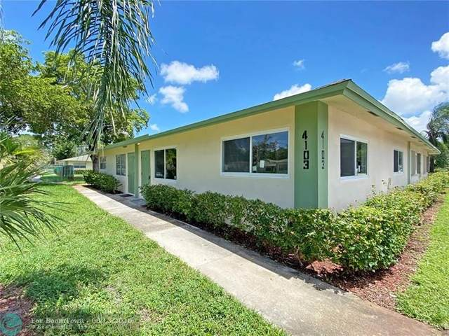 4103 NW 88th Ave #2, Coral Springs, FL 33065 (#F10243869) :: Ryan Jennings Group