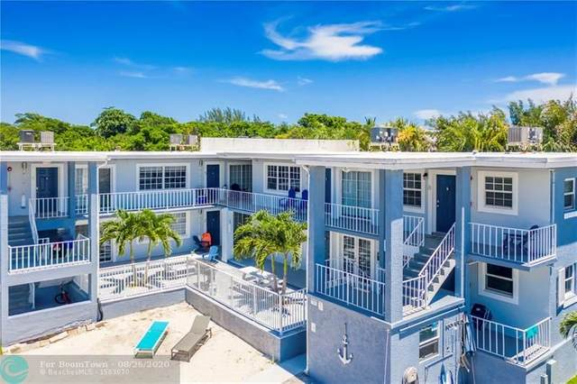 801 Andrews Ave 1-10, Delray Beach, FL 33483 (MLS #F10243879) :: Berkshire Hathaway HomeServices EWM Realty