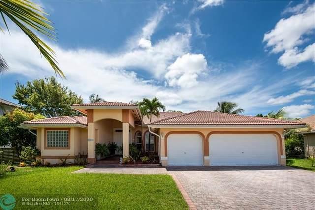 11900 NW 26th St, Plantation, FL 33323 (MLS #F10243910) :: Berkshire Hathaway HomeServices EWM Realty