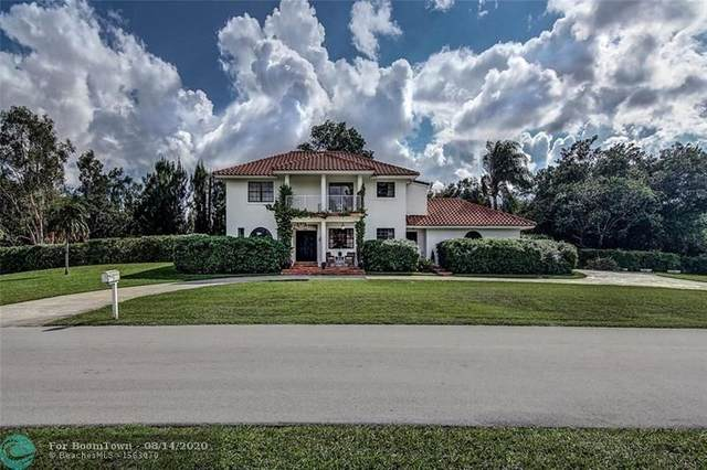 12000 NW 20th Ct, Plantation, FL 33323 (#F10243931) :: The Rizzuto Woodman Team