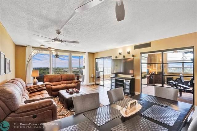 575 Oaks Ln #801, Pompano Beach, FL 33069 (MLS #F10243985) :: Green Realty Properties