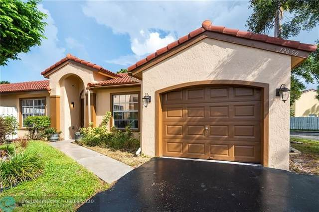 12650 NW 13TH CT, Sunrise, FL 33323 (MLS #F10244033) :: Castelli Real Estate Services