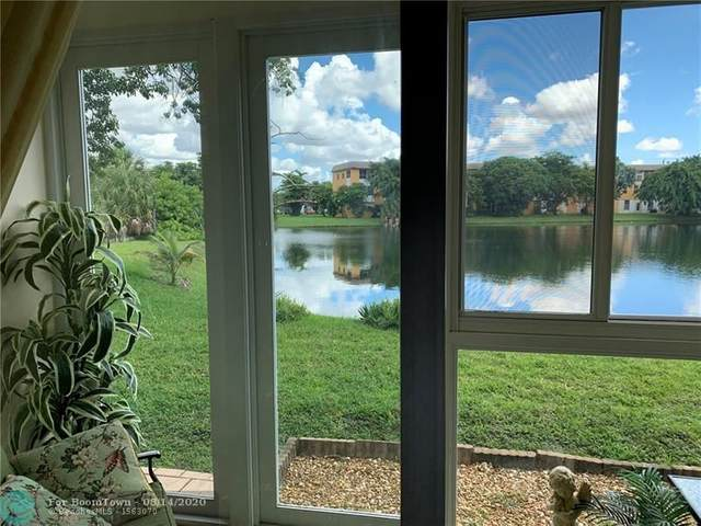 5335 NW 10th Ct #103, Plantation, FL 33313 (MLS #F10244066) :: THE BANNON GROUP at RE/MAX CONSULTANTS REALTY I