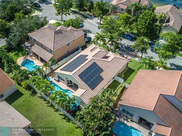 180 Cameron Dr, Weston, FL 33326 (MLS #F10244112) :: Castelli Real Estate Services