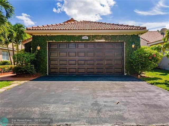 1341 Sabal Trl, Weston, FL 33327 (MLS #F10244117) :: Castelli Real Estate Services