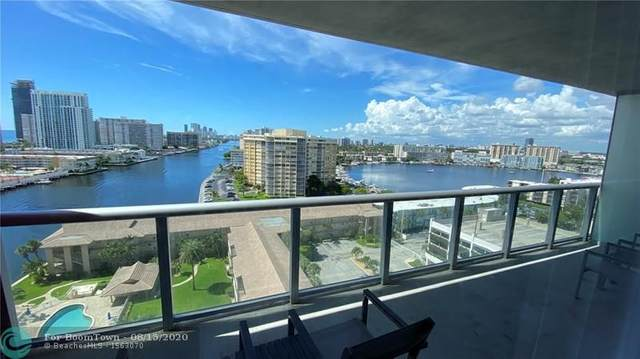 2602 E Hallandale Beach Blvd R1407, Hallandale Beach, FL 33009 (#F10244149) :: Baron Real Estate