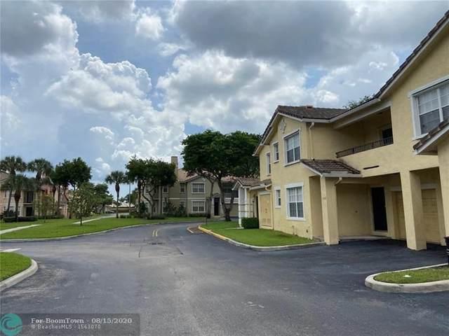 1601 Belmont Ln #1601, North Lauderdale, FL 33068 (MLS #F10244194) :: Miami Villa Group
