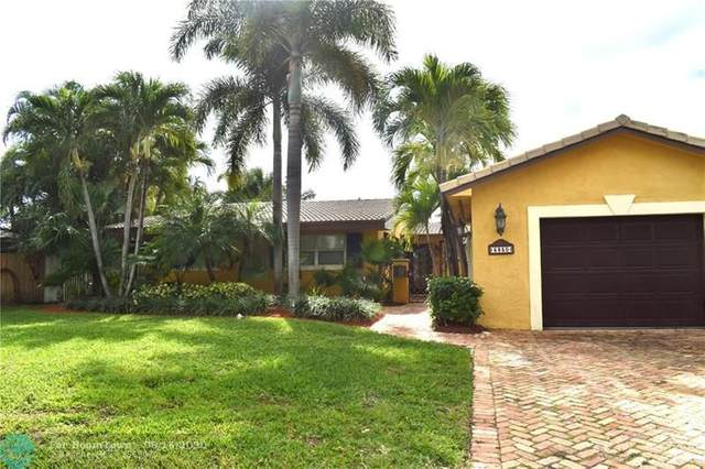 5850 NE 14th Rd, Fort Lauderdale, FL 33334 (MLS #F10244288) :: Castelli Real Estate Services