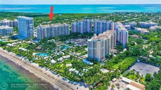 799 Crandon Blvd #1207, Key Biscayne, FL 33149 (MLS #F10244322) :: Berkshire Hathaway HomeServices EWM Realty