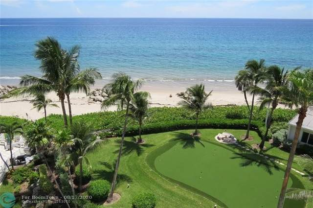 500 SE 21st Ave #702, Deerfield Beach, FL 33441 (MLS #F10244325) :: Berkshire Hathaway HomeServices EWM Realty