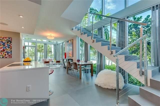 701 N Fort Lauderdale Beach Blvd Th1, Fort Lauderdale, FL 33304 (MLS #F10244422) :: Berkshire Hathaway HomeServices EWM Realty