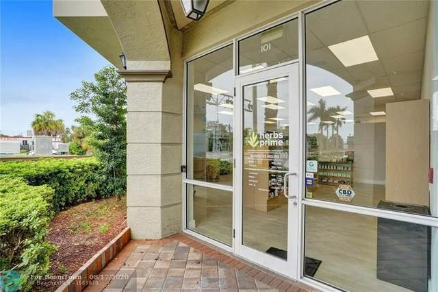 1201 NE 26th St #101, Wilton Manors, FL 33305 (MLS #F10244444) :: Berkshire Hathaway HomeServices EWM Realty
