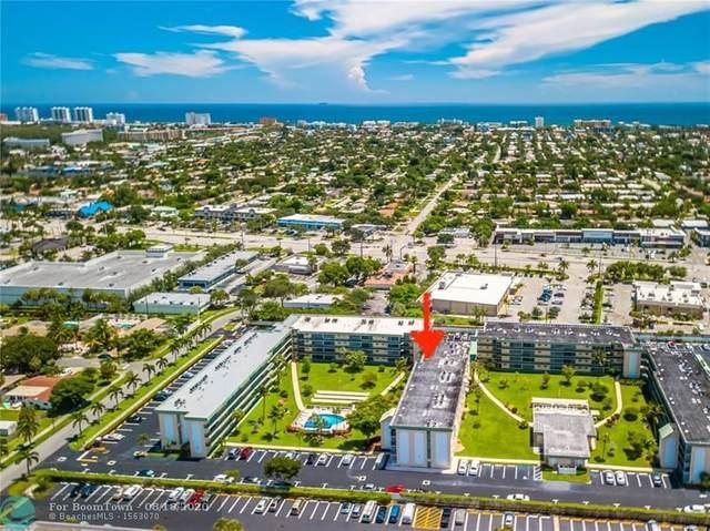 806 SE 7th St 207 C, Deerfield Beach, FL 33441 (#F10244537) :: Posh Properties