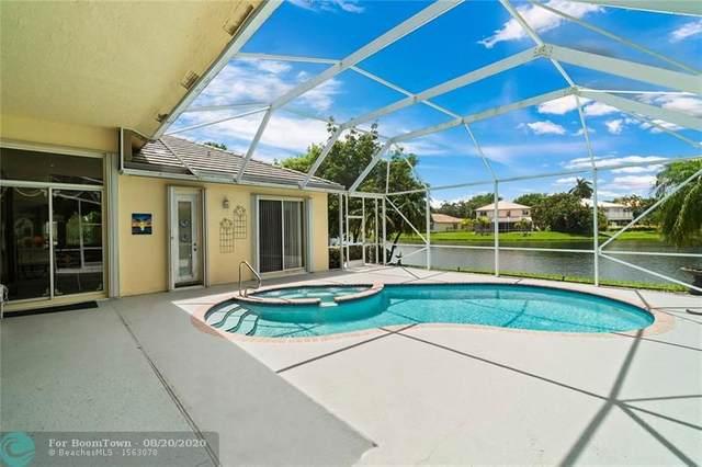 6413 Mallards Ln, Coconut Creek, FL 33073 (MLS #F10244972) :: Castelli Real Estate Services