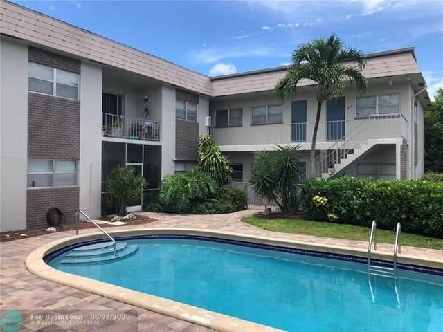 1581 NE 34th Ct #212, Oakland Park, FL 33334 (MLS #F10245096) :: Berkshire Hathaway HomeServices EWM Realty
