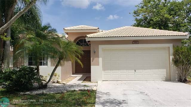 5315 Flamingo Ct, Coconut Creek, FL 33073 (MLS #F10245114) :: Castelli Real Estate Services