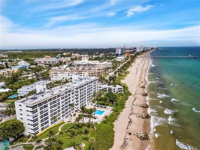 500 SE 21st Ave #507, Deerfield Beach, FL 33441 (MLS #F10245193) :: Berkshire Hathaway HomeServices EWM Realty