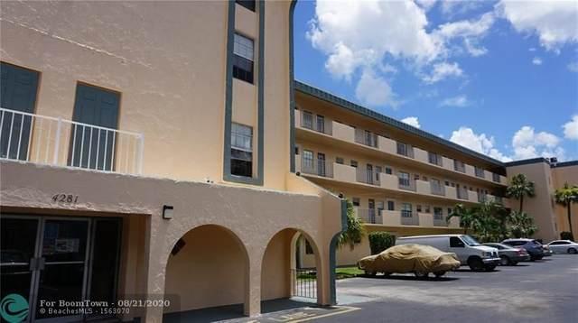 4281 NW 41st St #319, Lauderdale Lakes, FL 33319 (MLS #F10245219) :: Berkshire Hathaway HomeServices EWM Realty