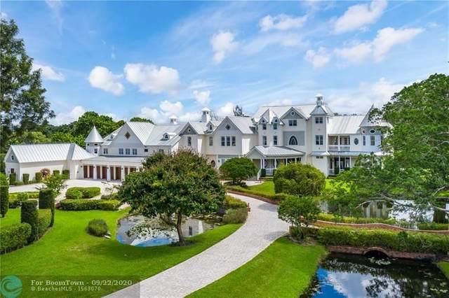 5550 Hancock Road, Southwest Ranches, FL 33330 (MLS #F10245239) :: Green Realty Properties