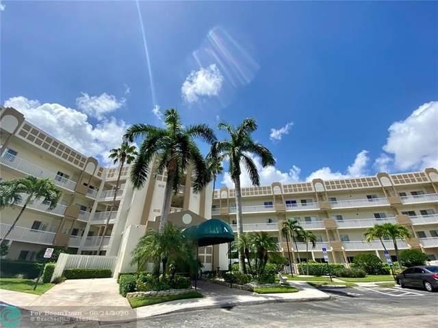 7611 Southampton Ter #306, Tamarac, FL 33321 (MLS #F10245391) :: Berkshire Hathaway HomeServices EWM Realty