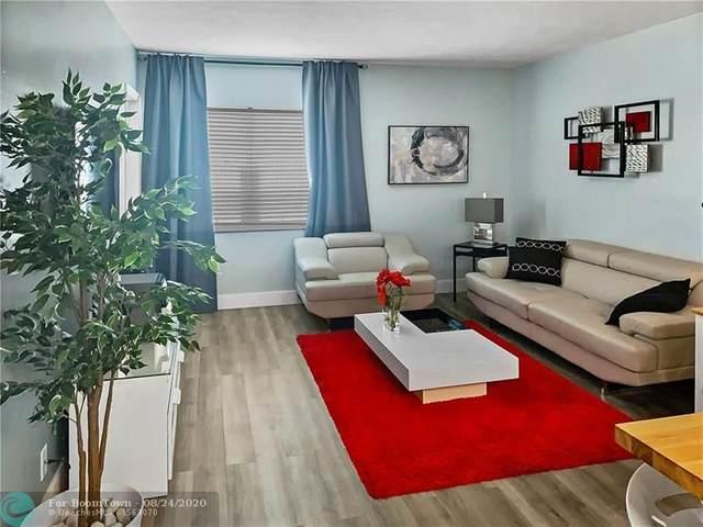 221 SE 9 Ave #103, Pompano Beach, FL 33060 (MLS #F10245511) :: Berkshire Hathaway HomeServices EWM Realty