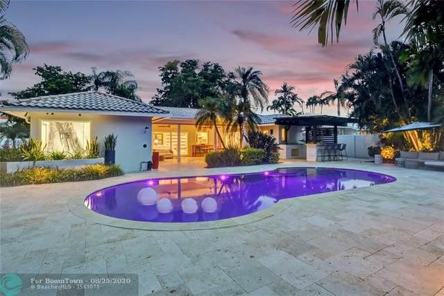 1601 SE 11 Street, Fort Lauderdale, FL 33316 (#F10245549) :: Ryan Jennings Group