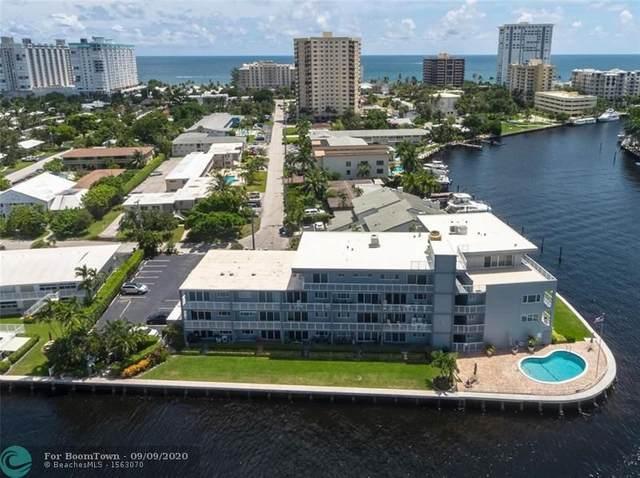 1201 S Riverside Dr #301, Pompano Beach, FL 33062 (#F10245631) :: Ryan Jennings Group