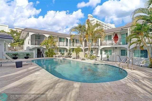 1301 N Ocean Blvd, Pompano Beach, FL 33062 (MLS #F10245670) :: The Jack Coden Group
