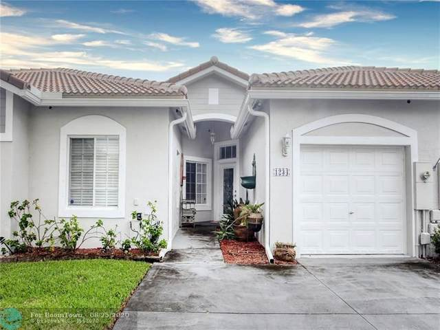 1234 SW 48th Ter #1234, Deerfield Beach, FL 33442 (MLS #F10245691) :: Green Realty Properties