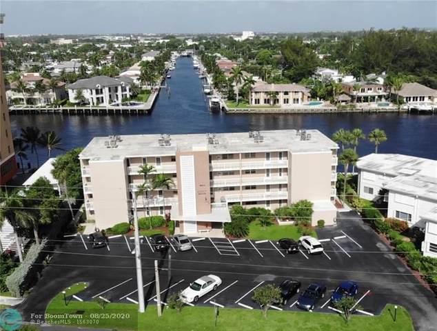 901 N Riverside Dr 2C, Pompano Beach, FL 33062 (#F10245694) :: Ryan Jennings Group