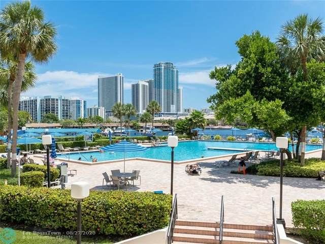 2500 Parkview Dr #711, Hallandale, FL 33009 (MLS #F10245743) :: Berkshire Hathaway HomeServices EWM Realty