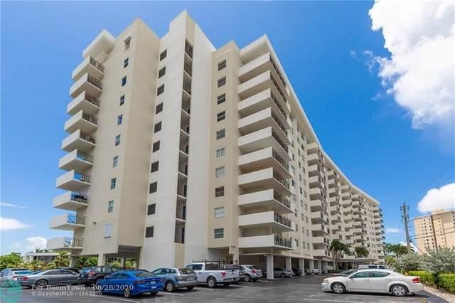 401 Golden Isles Dr #215, Hallandale, FL 33009 (MLS #F10245793) :: Berkshire Hathaway HomeServices EWM Realty