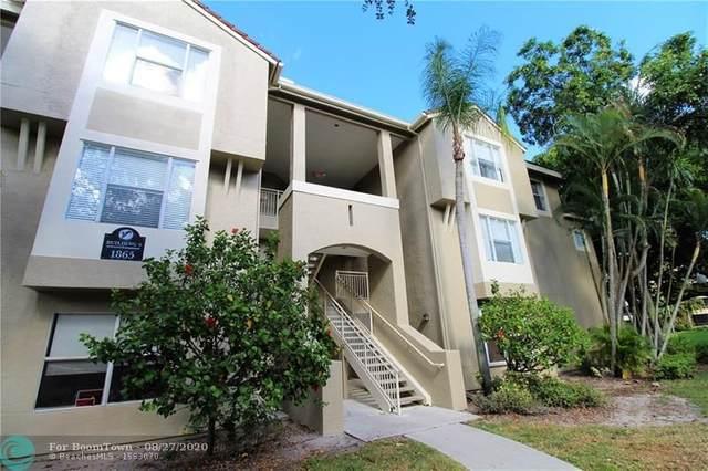 1865 Palm Cove Blvd 9-109, Delray Beach, FL 33445 (MLS #F10245950) :: Berkshire Hathaway HomeServices EWM Realty