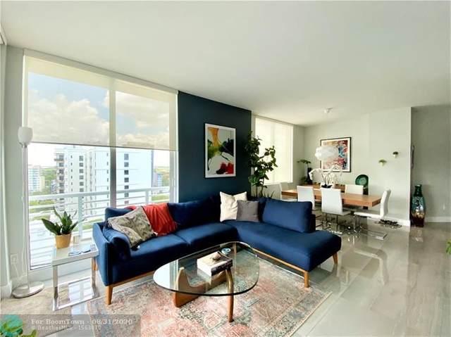 315 NE 3rd Ave #1203, Fort Lauderdale, FL 33301 (MLS #F10245956) :: Berkshire Hathaway HomeServices EWM Realty
