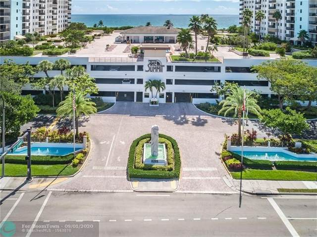 1201 S Ocean Dr 1509S, Hollywood, FL 33019 (MLS #F10245974) :: Berkshire Hathaway HomeServices EWM Realty