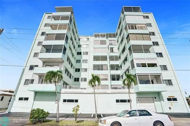1700 Pierce St #303, Hollywood, FL 33020 (MLS #F10246005) :: Berkshire Hathaway HomeServices EWM Realty