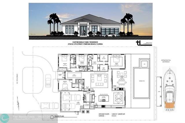 2750 SE 9th St, Pompano Beach, FL 33062 (#F10246082) :: Ryan Jennings Group