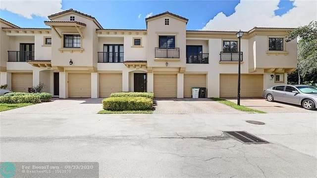 6091 Grand Cypress Cir W #6091, Coconut Creek, FL 33073 (MLS #F10246097) :: United Realty Group