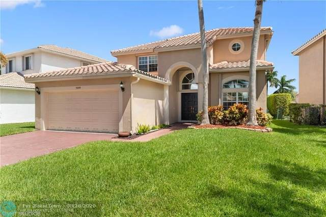 5409 NW 122nd Dr, Coral Springs, FL 33076 (MLS #F10246179) :: Berkshire Hathaway HomeServices EWM Realty