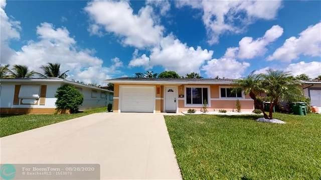 5606 NW 49th Ave, Tamarac, FL 33319 (MLS #F10246222) :: Green Realty Properties