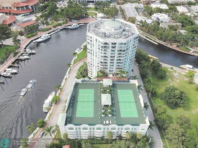 401 SW 4th Ave #801, Fort Lauderdale, FL 33315 (MLS #F10246350) :: Green Realty Properties
