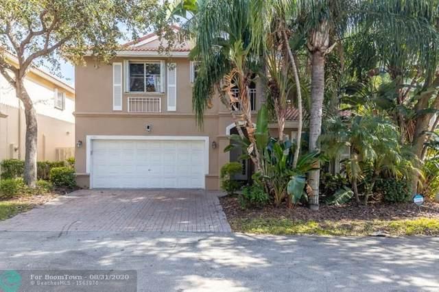 1090 Lyontree St, Hollywood, FL 33019 (MLS #F10246418) :: Berkshire Hathaway HomeServices EWM Realty
