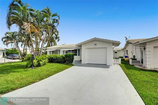 1506 SW 21st St, Boynton Beach, FL 33426 (MLS #F10246456) :: The Paiz Group