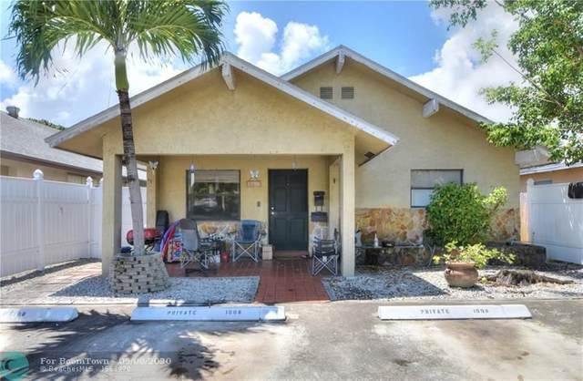 1008 NE 33rd St, Oakland Park, FL 33334 (#F10246482) :: Ryan Jennings Group