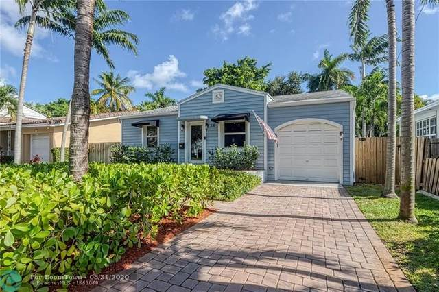 816 SE 9th St, Fort Lauderdale, FL 33316 (#F10246544) :: Ryan Jennings Group